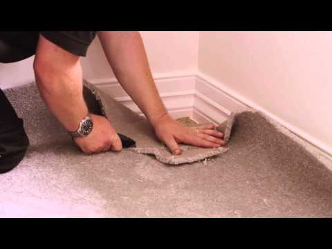 How to install Carpet – Dunlop Carpet & Underlay Installation Guide