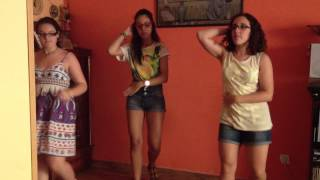 preview picture of video 'Coreo Lipdub 2012 agrupació esportiva Font del bosc'