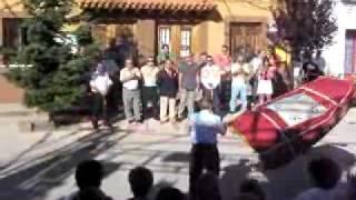 preview picture of video 'VALDEMECA(SE CORRE LA BANDERA)(TERCERA VUELTA)2009'