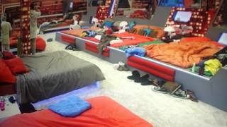Frenchy causing arguments celebrity Big Brother