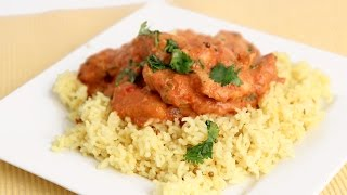 Indian Inspired Butter Chicken Recipe - Laura Vitale - Laura in the Kitchen Episode 805