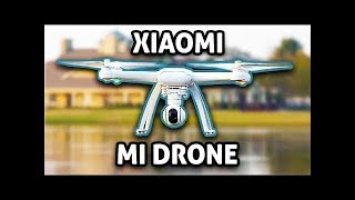 Xiao Mi Drone приблуды с aliexpress