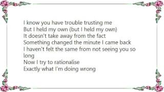 Chromeo - Hard To Say No Lyrics