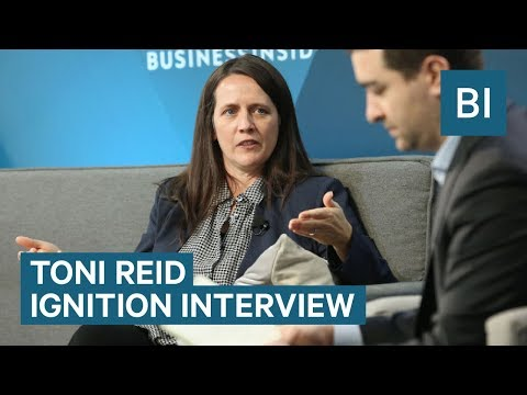 Amazon's Toni Reid Full 2017 IGNITION Interview