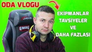 BEKLENEN VİDEO | ODA VLOGU !!