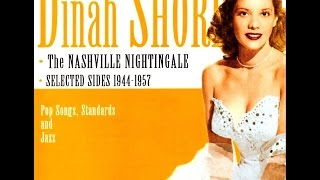 Dinah Shore - Taking A Chance On Love