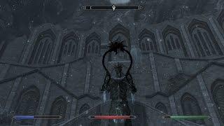 The Elder Scrolls V: Skyrim.  Захват власти в замке лорда!