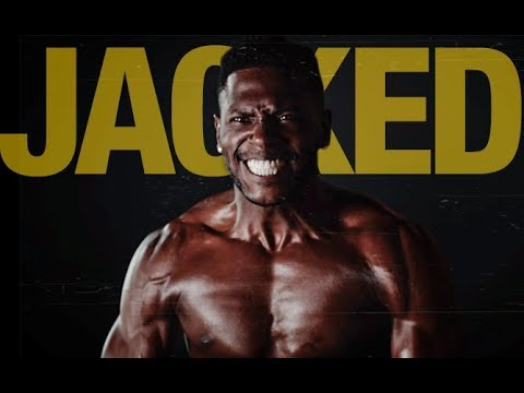Antonio Brown Workout (JACKED!!)