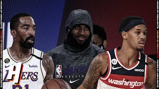 Washington Wizards Vs Los Angeles Lakers - Full Game Highlights | July 27, 2020 | 2019-20 NBA Season