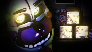 GOLDEN FREDDY MODE COMPLETE (On NORMAL Mode!!) || FNAF: Sister Location (Custom Night)