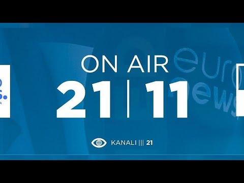 Πρεμιέρα για το Euronews Αlbania