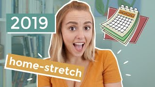 My Goals Before the End of 2019!   More Hannah