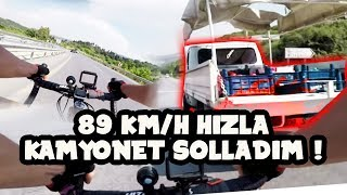 31 SAAT - BİSİKLETLE 659 KM YOL GİTMEK ! UZUN TUR#12 (2.GÜN)