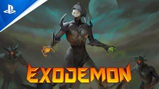 PlayStation Exodemon - Launch Trailer | PS5, PS4 anuncio