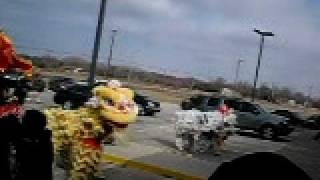 Chinese Dragon Dance 2010 Wichita Kansas