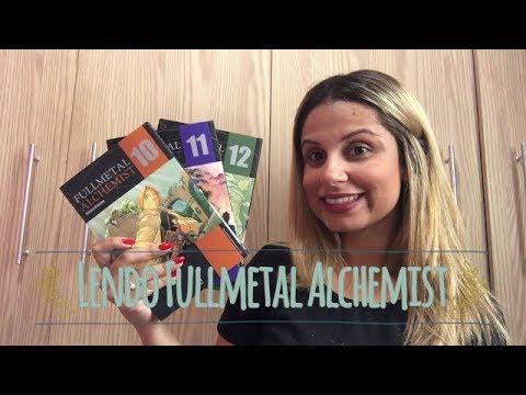 Lendo Fullmetal Alchemist #4