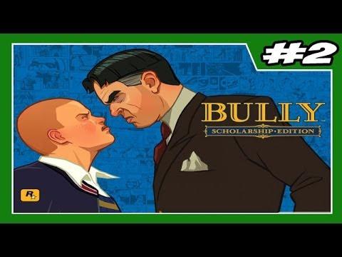 BULLY - Detonado - Parte #2 - Jimmy pegando geral!  - Legendado PT-BR
