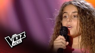"Yael Bellen: ""If only"" – Audiciones a Ciegas  - La Voz Kids 2018"