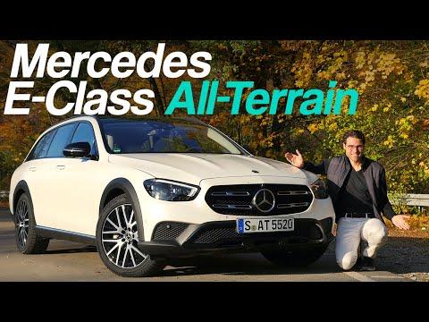 Mercedes E-Class All-Terrain FULL REVIEW 2021 EClass Wagon estate Facelift - Autogefühl