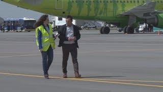 Как работает международный аэропорт Волгограда?
