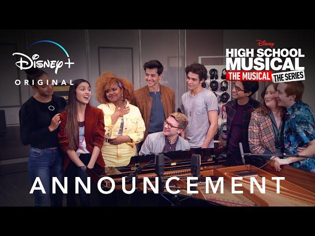 Season 2 Announcement   High School Musical: The Musical: The Series   Disney+
