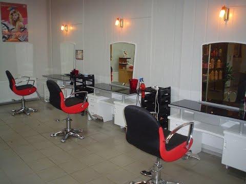 Ремонт парикмахерского кресла.