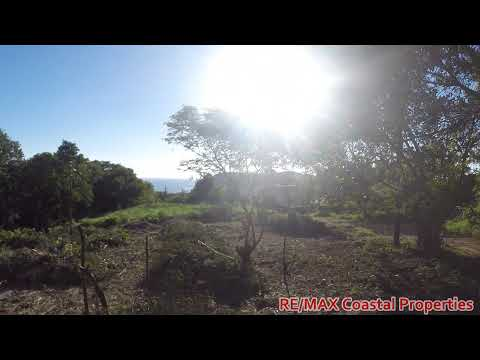 Ocean View Building Lot Close to Town