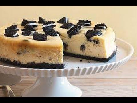 Oreo Cheesecake - Simple Recipe!