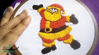 Santa Claus Embroidery