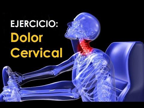 Carga de cuello en osteocondrosis del cuello uterino