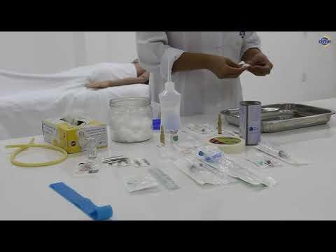 CETEM - Curso de Capacitação em Aplicação de Medicamentos Injetáveis