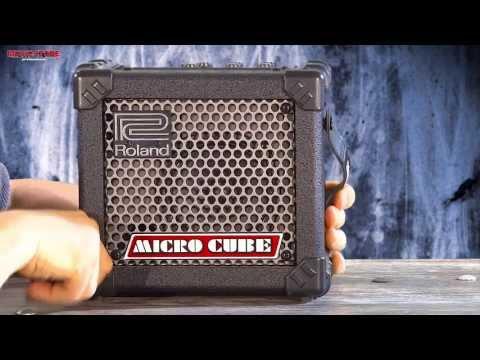 Roland Micro Cube Gitarren Verstärker