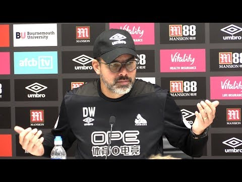 Bournemouth 2-1 Huddersfield – David Wagner Full Post Match Press Conference – Premier League