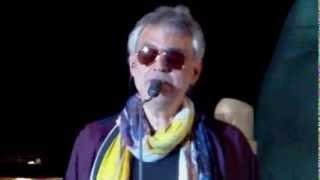 Andrea Bocelli Teatro del Silenzio 2013 My Way