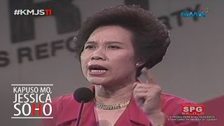 Kapuso Mo, Jessica Soho: Paalam, Iron Lady of Asia