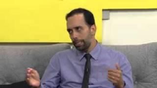 Dr. Arany Tunes fala sobre mau hálito no programa Mulher.com