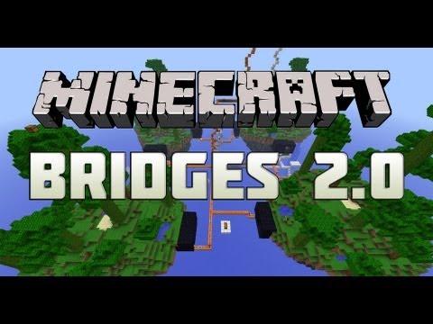 Minecraft: Bridges 2.0 - НА КРАЮ