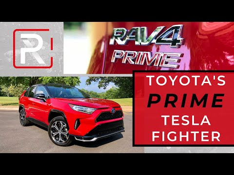 The 2021 Toyota RAV4 Prime is Proof That Quick Accelerating Hybrid's Are Here