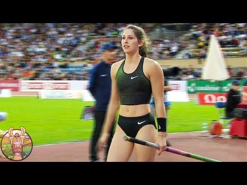 Elle Ne Savait Pas Qu'Elle Était Filmée Aux Jeux Olympiques!