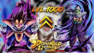 HOW TO GET LVL 1000 CHARACTERS IN DRAGON BALL LEGENDS!! | DONT MAKE THIS MISTAKE! |  LEGENDS