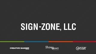 Sign-Zone, LLC Company Video