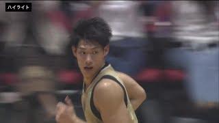 B1ハイライト10/12琉球vs名古屋D18-19B1第2節