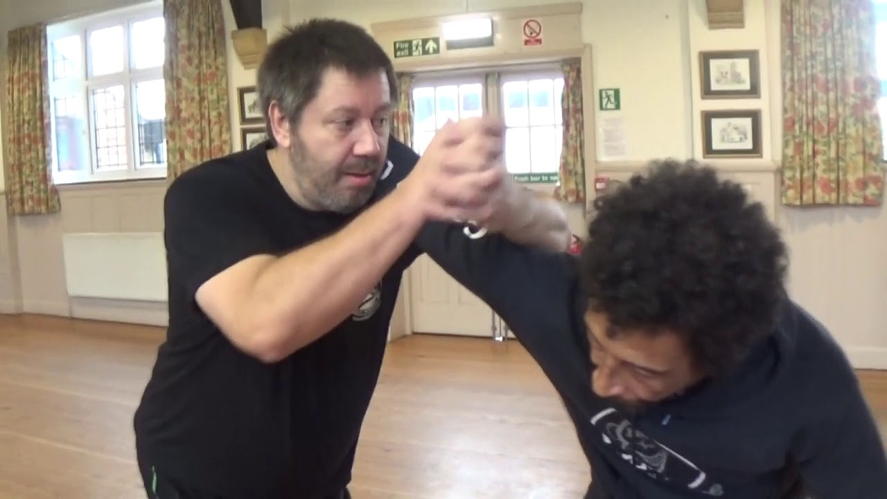 Systema Workshop - Counter Grappling