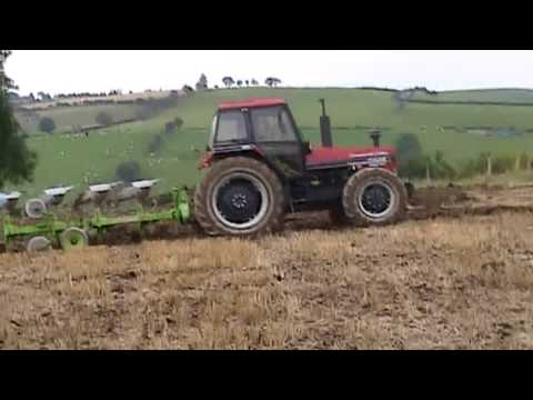 Dowdeswell DP8 Plough
