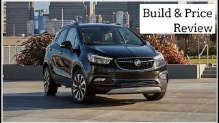 2020 Buick Encore Essence - Build & Price Review: Features, Interior, Colors, Packages, Specs