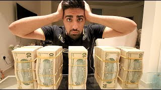 A Company sent me $50,000 in CASH !!! - Video Youtube
