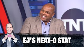 Chuck's Memory Gets Tested | EJ Neat-O Stat
