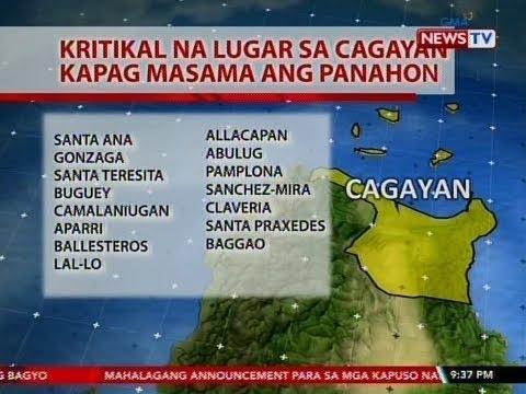 [GMA]  SONA: Cagayan na sinalanta ngbagyong Quiel, naka-red alert sa posibleng pananalasa…