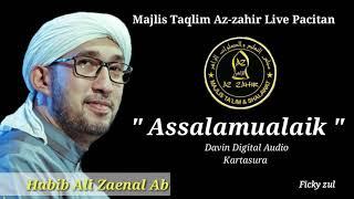Azzahir Assalamualaik  Habib Bidin Assegaf