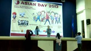 [20.12.2013] COCO & Trouble Maker - Now At ASIAN DAY 2013 (LIGHT GALAXY ENTERTAINMENT)